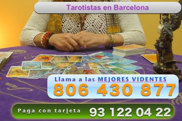 tarotistas en barcelona